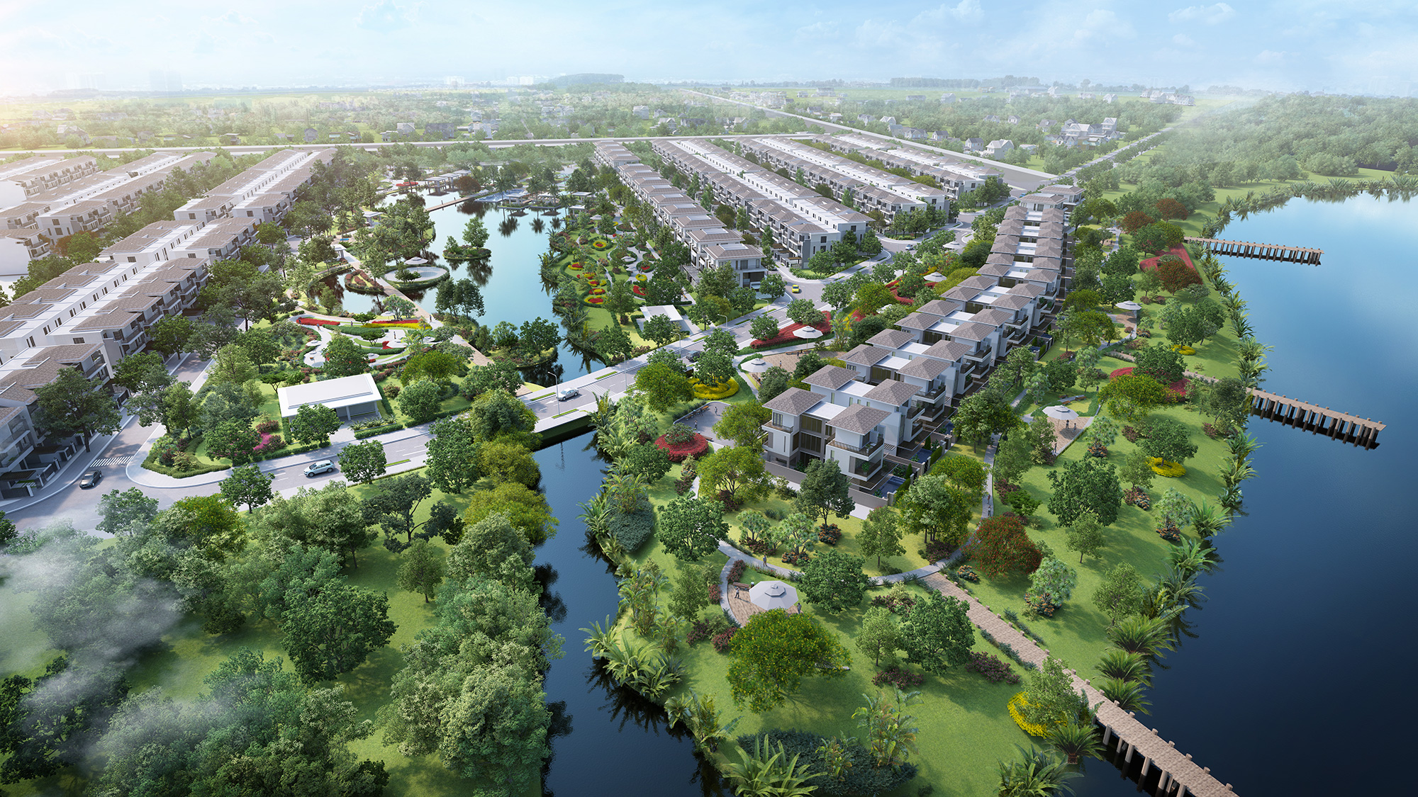 Dự án Vinhomes Văn Giang